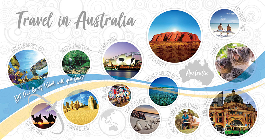 Travel in Australia
